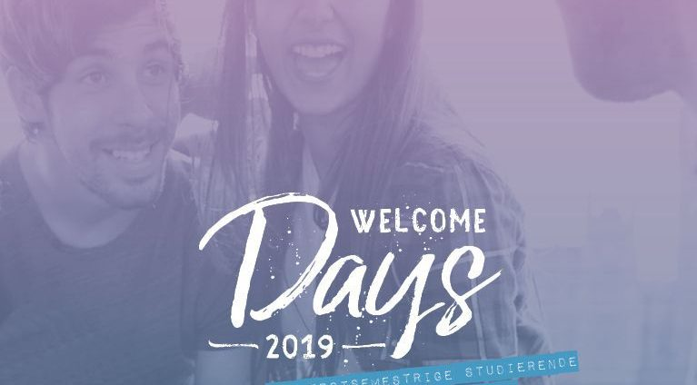 Welcome Days 2019