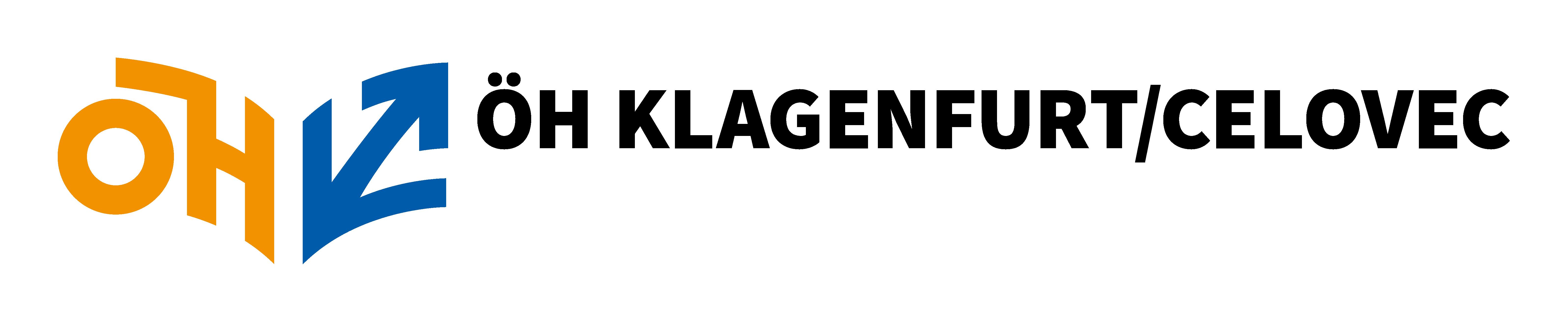 Logo OeH Klagenfurt_Celovec
