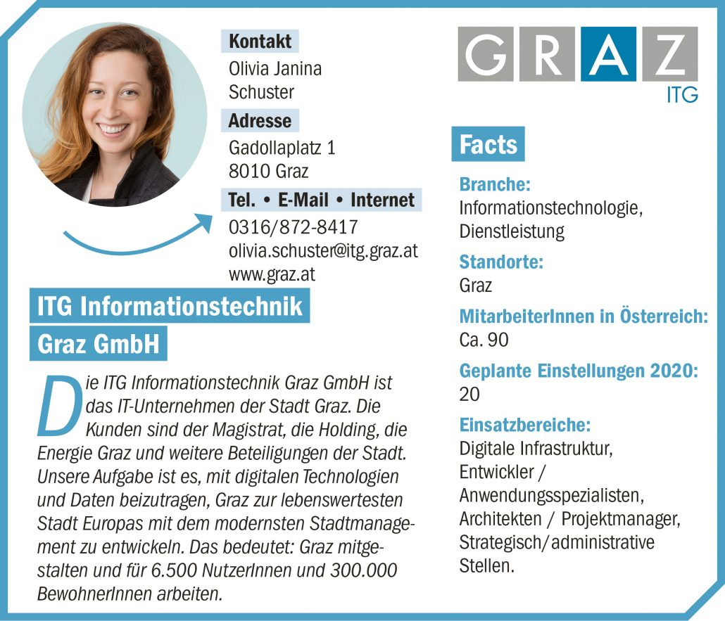 connect19-Firmenprofil ITG Graz
