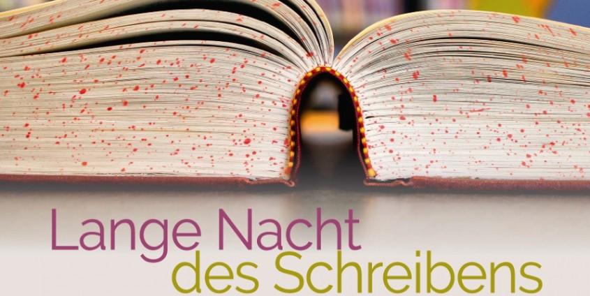 Sujet Lange Nacht des Schreibens 2019