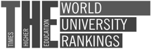 Logo The Times Higher Education World University Ranking