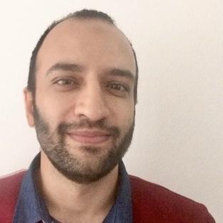 Portrait: Mahmoud Sadeghi