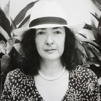 Porträtfoto Elfriede Gerstl, Foto: Herbert J. Wimmer / Droschl Verlag