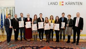 Digitalization Scholarship Ceremony, Photo: Komar, I.