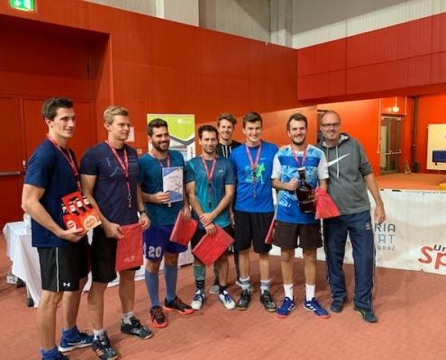 """KAM 2019 Siegermannschaft """"Die Aufgeiger"""""""