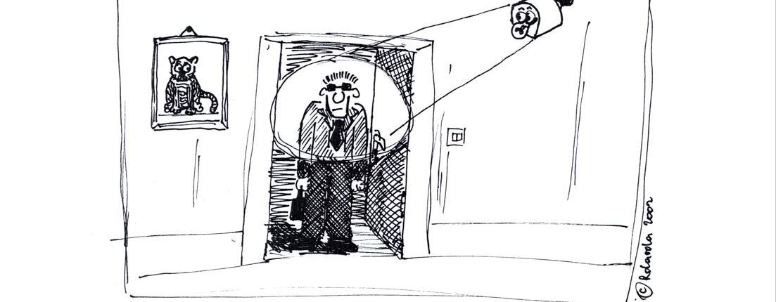 Robert Lauritsch: Der Sinn betritt den Raum, 2002