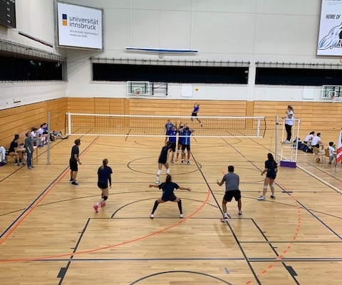 UAM Mixed Volleyball 2019