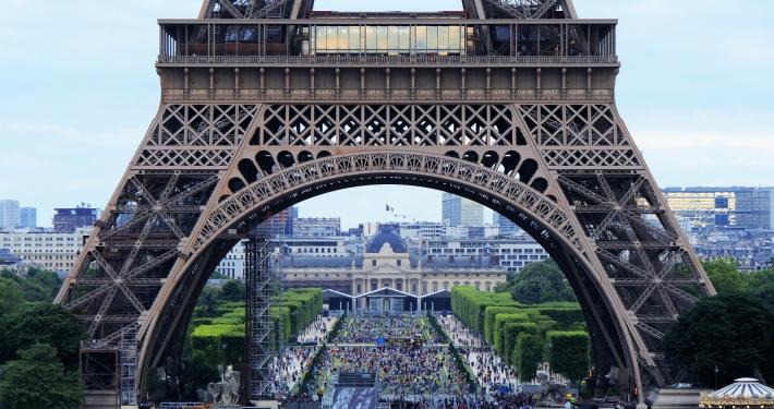 Eiffelturm | Pixabay: philriley427