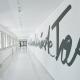 Kunst am Campus von Bernhard Wolf 2019 | Foto: David Schreyer