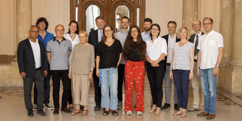 Team des CMC | Foto: CMC