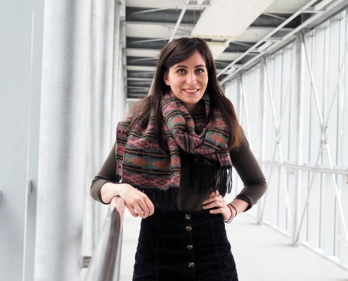 Luisa Mahr | Foto: aau/Müller