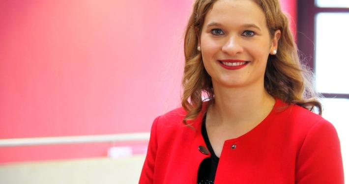 Kerstin Maier | Foto: aau/Müller