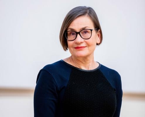 Ehrendoktorin Rae Langton