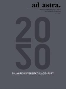 Cover ad astra Ausgabe 01 / 2020