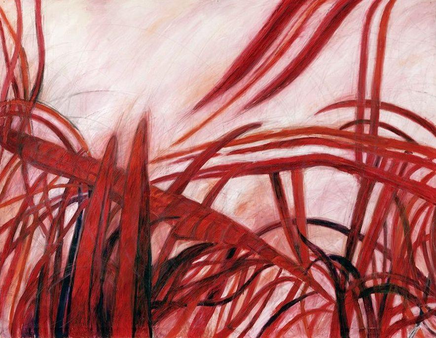 Kunst auf dem Campus, Barbara Putz-Plecko: Ohne Titel, 1986