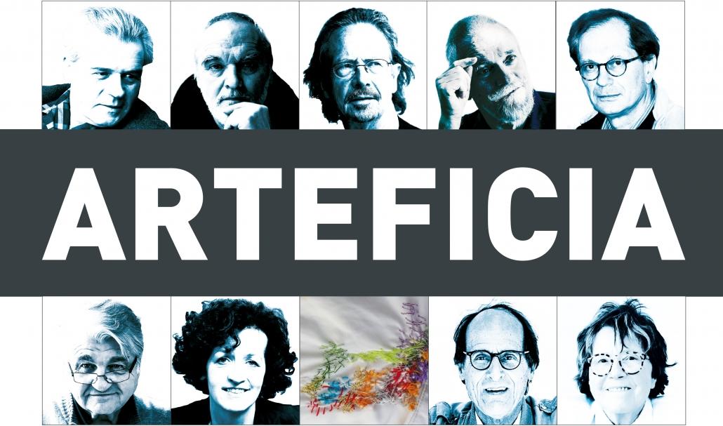 ARTEFICIA. Die Kunst der Ehrendoctores der Universität Klagenfurt