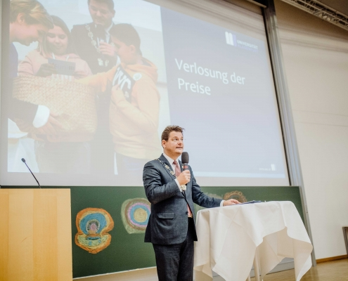 UNI für Kinder 2020 | Rektor Vitouch