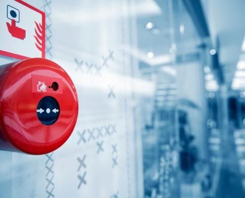 Ausnahmezustand | Brandschutzmelder