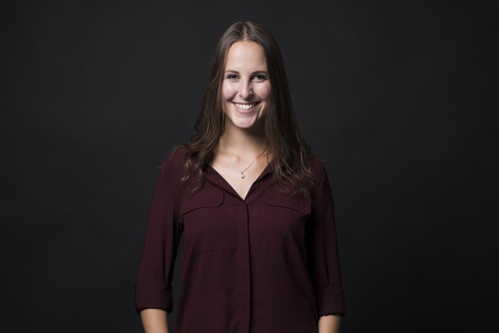 Alumna Claudia Felsberger | Portraitfoto