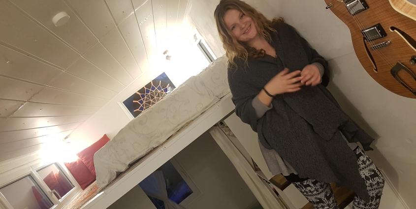 Maria Kravanja - Tiny house