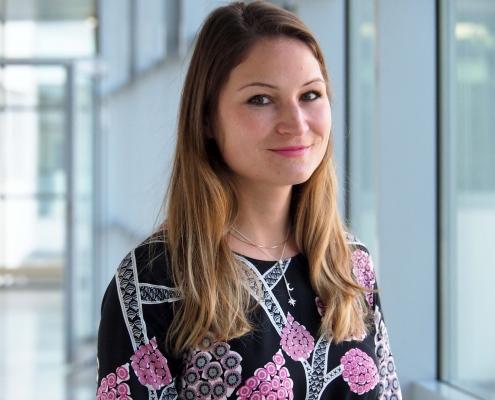 Magdalena Kaltseis | Foto: aau/Müller