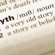 Mythos Wörterbucheintrag