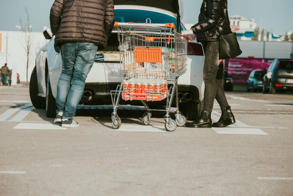 """Fotografie und Gemeinschaft """"Trolley Madness"""""""