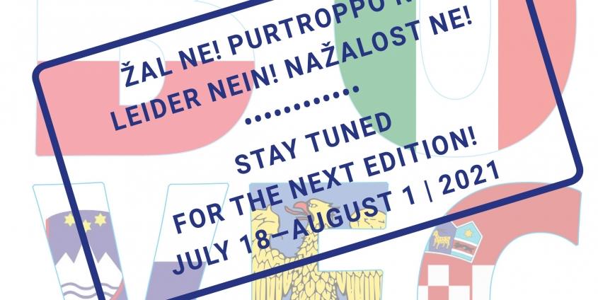Sommerkolleg Bovec_Plakat 2020