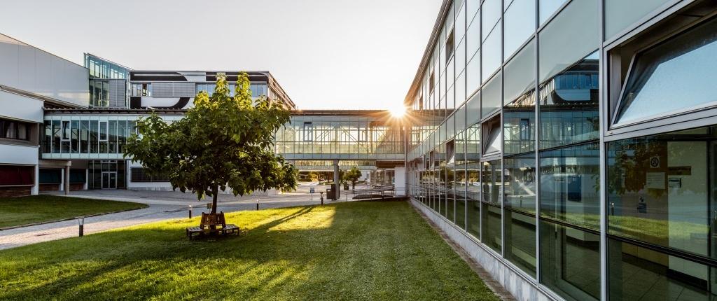 Südtrakt der Universität Klagenfurt