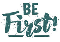 Be First Logo-klein