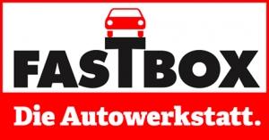 Fastbox Die Autowerkstatt Logo