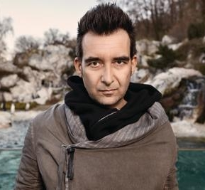 Porträtbild Michael Stavaric Foto: Yves Noir