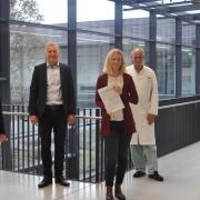 Sonja Bidmon, Ralf Terlutter, Svenja Diegelmann, Rudolf Likar, Markus Köstenberger (v.l.n.r.)