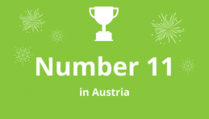 Grafik Number 11 in Austria