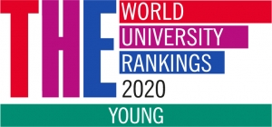 Logo THE Young University Rankings 2020