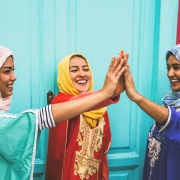 Pakistanische Frauen
