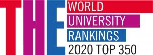 THE World University Rankings 2020 Top 350