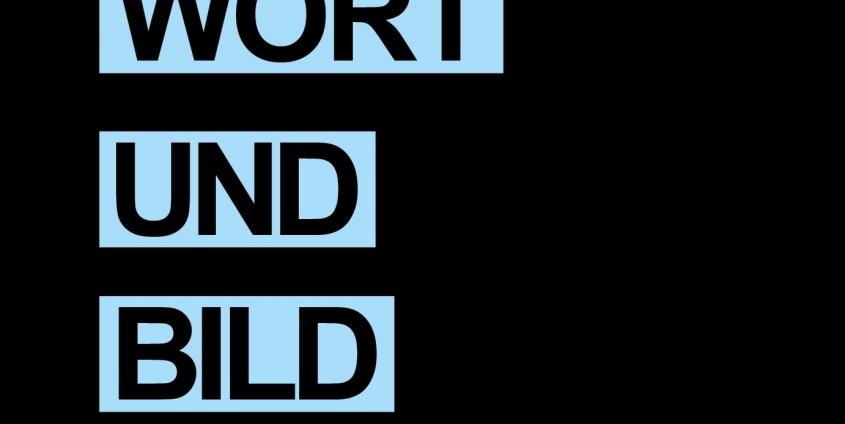 Beitragsbild Ausstellung WORT UND BILD, Michaela Mak nach Gerhard Rühm