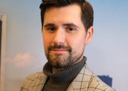 Portraitfoto von Daniel Zawarczynski
