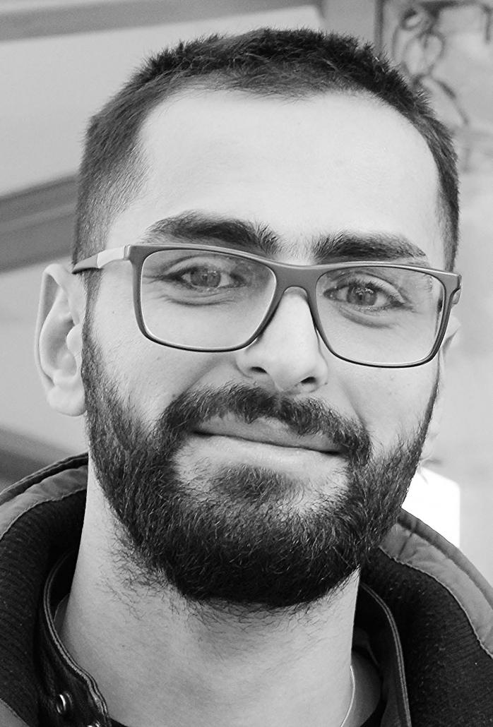 Fotoausstellung Doppelleben: Anil aus dem Irak