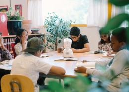 Avatar in Schulklasse | Foto: Estera K. Johnsrud