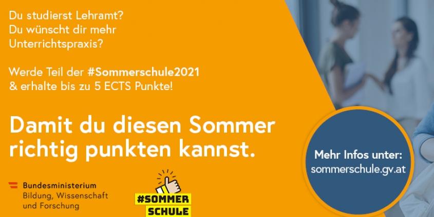 bmbwf Banner Sommerschule 2021
