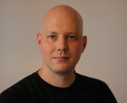 Portrait Florian Kelle