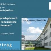 Gastvortrag Kersten-Pejanic