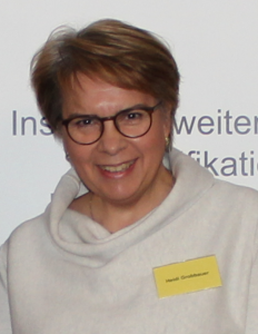 Portrait Heidi Grobbauer