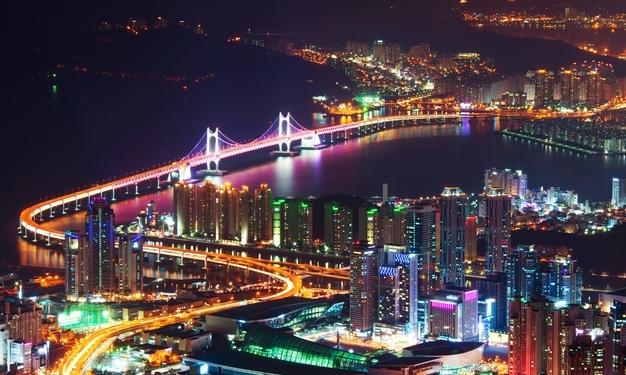 Nightscape Busan