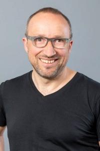 Tomas Geisen Portrait