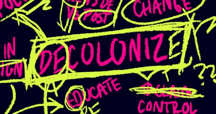 decolonize reeducate