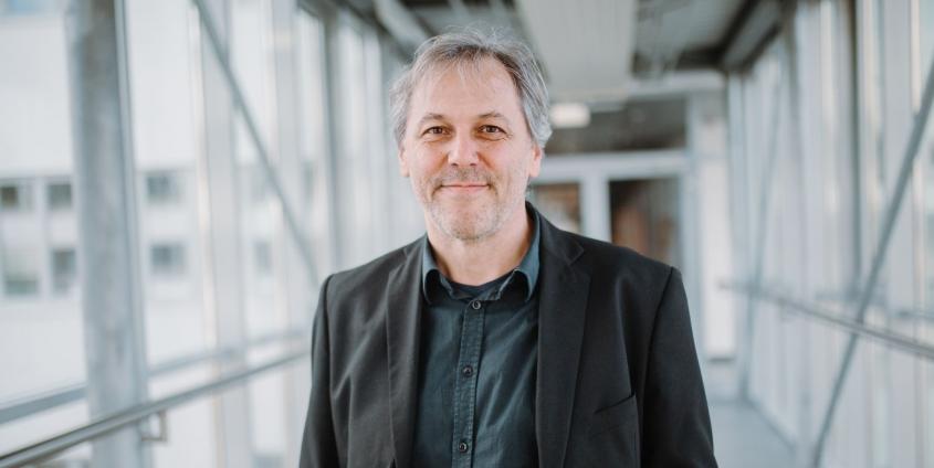 Hans Karl Peterlini an der Universität Klagenfurt