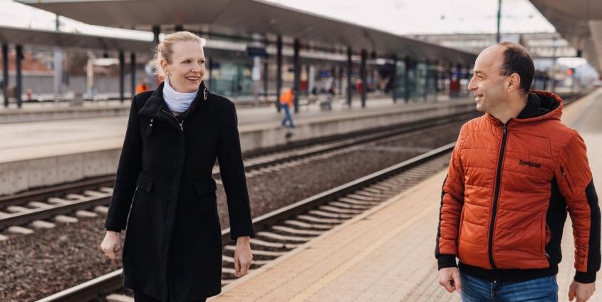 Margaretha Gansterer & Radu Prodan